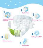 Materiale non tessuto molle eccellente adulto del tessuto del cotone di Dipaer