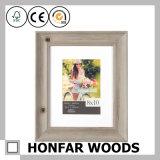 Het rustieke Stevige Houten Frame van de Foto van het Beeld voor Decoratie