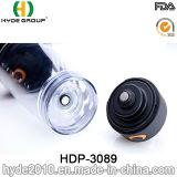 2017 neuf bouteilles en plastique de dispositif trembleur de vortex de 600ml USB, bouteille électrique en plastique de dispositif trembleur (HDP-3089)