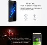 Oukitel U15s 5.5 van de Duim van het Scherm Mt6750t van de Kern Octa van Smartphone de Androïde 6.0 4GB Vingerafdruk van de Telefoon van de Cel van ram+32gb- ROM Mobiele Telefoon het Slimme Grijs van de Telefoon