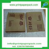Sacchetto cosmetico dell'alimento personalizzato modo all'ingrosso del sacchetto di acquisto del sacchetto del sacchetto della carta kraft