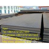 Plaque Checkered en acier laminée à chaud, plaque Checkered Q235