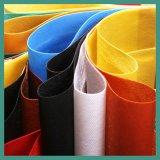 Utilisation non-tissée de tissu de pp Spunbond pour la couverture non-tissée remplaçable de palier