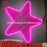 Светильники света гибкого трубопровода мотива PVC звезды 6W СИД неоновый с Ce RoHS для украшения праздника