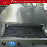 Подгонянное изготовление замораживателя IQF тоннеля замораживателя жидкого азота