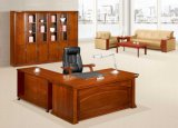 Antique MDF Furniture Wooden Office Boss Executive Desk