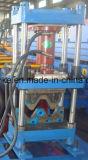 Rodillo automático de la barandilla de la carretera de dos ondas que forma la máquina