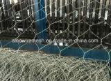 Belüftung-überzogener sechseckiger Maschendraht-Huhn-Korb-Draht-Filetarbeits-Großhandelspreis