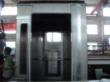 De gouden Panoramische Cabine van de Lift voor de Lift van het Huis