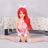 Muñeca realista del sexo de la TPE pequeña Breats del estilo japonés del Anime