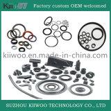 Joints chauds de joint circulaire d'utilisation de cachetage en caoutchouc de silicones de vente