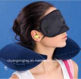 Großhandelsc$u-form Kopfstützen-Stutzen-Kissen-im Freienluft gefülltes Stutzen-Kissen