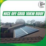 10kVA с системы слежения панели солнечной силы решетки для дома