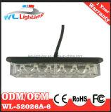 LEIDENE Tir Lighthead/de Oppervlakte van het Traliewerk zetten Licht op