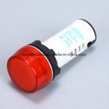 lâmpada indicadora do diodo emissor de luz 24VDC de 22mm/luz piloto com garantia de 5 anos
