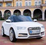 езда малышей Coupe 156s56V-Audi S5 на батарее 6V и 12V - приведенная в действие гоночная машина автомобилей игрушек детей автомобиля электрической младенца