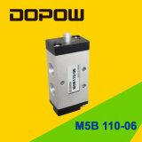M5b110-06 2 válvula mecánica manual portuaria M5 de la posición 5