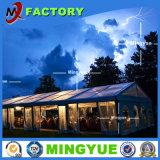 Шатер венчания партии шатёр крыши роскошных напольных прозрачных шатров высокого качества прозрачный для 500 людей