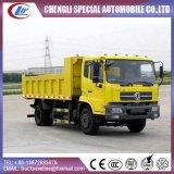 Dongfeng 액화천연가스 판매를 위한 덤프 트럭 8 톤