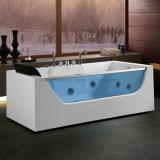 (K1242) Freestanding AcrylBadkuipen/de Badkuipen van de Draaikolk van de Massage