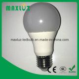 El bulbo 15W del precio de fábrica A65 LED con el programa piloto del IC refresca blanco