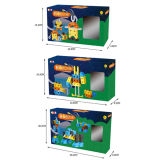 Brinquedo educacional 4 da espuma dos brinquedos 19PCS de DIY em 1 bloco 10250558 de EVA)