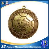 Медальон золота высокого качества металлопластинчатый античный для случаев
