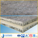 中国の建築材料のための自然な石造りの大理石の花こう岩サンドイッチパネル