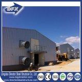 La Cina ha prefabbricato il fabbricato agricolo del pollo della struttura d'acciaio