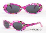 Heiße Verkaufs-Form-Tarnung-Plastiksonnenbrillen für Kinder