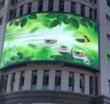 Tarjeta al aire libre a todo color de la muestra del indicador digital del alquiler LED para hacer publicidad (P6.25, P5.95, P4.81)
