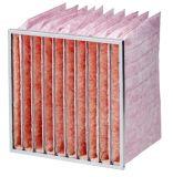 Luftreinigungs-mittlere Leistungsfähigkeits-Beutelfilter
