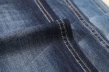&#160 ; Tissu 100%Cotton de denim de sergé de mèche pour des jeans