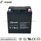 24ah 12V verzegelde de Navulbare Zure Batterij van het Lood (AGM Batterij) Cspower