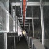Farbanstrich Euipment für Rohr-u. Puder-Anstrichsystem mit dem Aushärten des Ofens