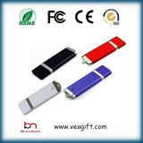 USB는 64GB 소형 플라스틱 점화기 USB 섬광 드라이브를 몬다