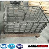 Parti della fornace dell'ossequio di calore (griglie/cassetti/cestini)