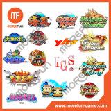 Koning door het OceaanSpel van de Arcade van de Jager van Vissen voor PC