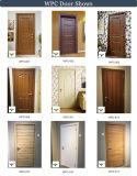 Фабрики дверь низкой цены WPC прямой связи с розничной торговлей и дверная рама