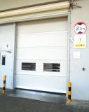 Автоматическая быстро и прочная промышленная дверь