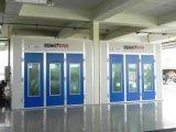 2 anos de fabricante industrial da cabine da pintura da cabine de pulverizador da garantia