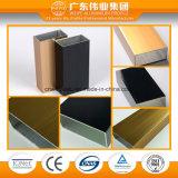 Porta deslizante de alumínio de isolação térmica de 135 séries na grande faixa