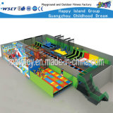 Large Of trampoline of for Of trampoline Of playground and Trampoline Of park (HF -19704)