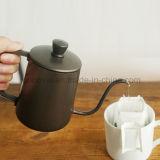 Mooovのステンレス鋼は温度計が付いている滴りのコーヒーメーカーのやかんに注ぐ
