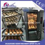 10 Tellersegment-Gas-Konvektion-Ofen für Backen-Nahrung mit Cer