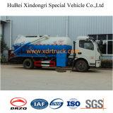 Chariot d'aspiration d'eau usée de 5,5 cbm Nouveau modèle