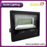 30W IP66 투광램프 LED 플러드 정착물 옥외 스포트라이트