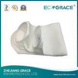 Qualité poche de filtre d'eau de polyester de 1 micron
