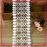 Heiße Verkaufs-Qualitäts-gewirkte Baumwollspitze-Kleid-Spitze-Zutat
