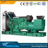 Beweglicher elektrischer festlegender gesetzter Schlussteil-Dieselgenerator-Energie Genset Dynamo